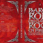 2 CDs + DVD Barón Rojo En Clave de Rock
