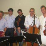 Arditti String Quartet, estreno George Ives in Memoriam, Ensems