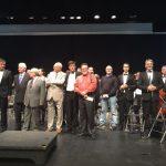 Homenaje a los antiguos directores de la BMMC