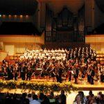 Palau Valencia, CIM con coro