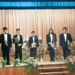 Quinteto de Metal, Alcácer