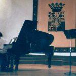 Rafa Clemente, estreno Fantasía Concertante, Soria 93