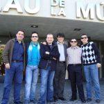 Strombor Brass Quintet, estreno AV69, Palau Valencia