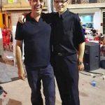 amb Pep Botifarra, concert a Silla, agost 2015