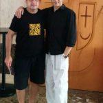 con Dani Ferrero