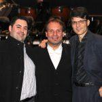 con JM Fayos y JR Pascual Vilaplana