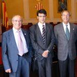 jurado Cullera 2014. con J. Susi y P. Sánchez Torrella