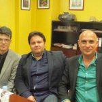 jurado Elda 2015 con Leo Martínez y Rafa Garrigós